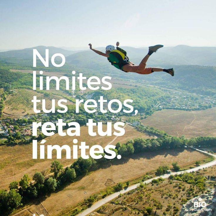No limites tus retos #Instagram de #proZesa  Instagram frases instagram proZesa                                                                                                                                                                                 Más