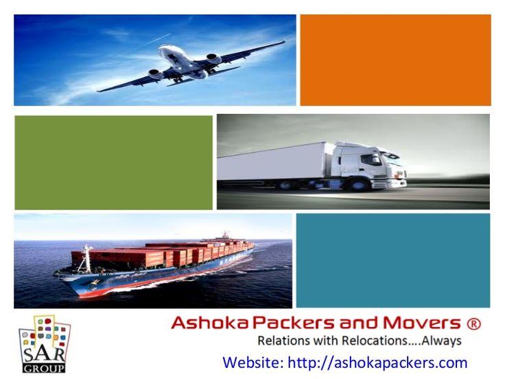 Ashoka Packers and Movers Hyderabad | Delhi NCR | Bangalore | Pune | Mumbai by ashoka1969 via slideshare
