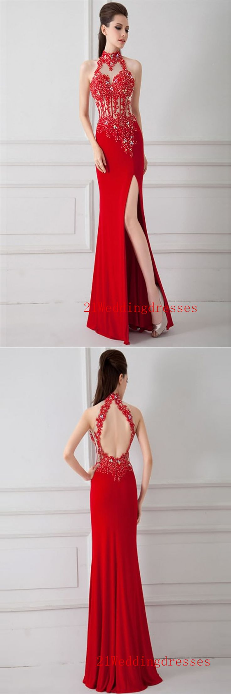 Real Sexy Red Prom Dresses,Beaded Prom Dress,Long Lace Prom Dresses,Front Split Backless Prom Dresses,Sheath Evening Dresses,Party Dresses http://21weddingdresses.storenvy.com/products/15546672-real-sexy-red-prom-dresses-beaded-prom-dress-long-lace-prom-dresses-front-sp #promdresses #promdress #redpromdresses #eveningdresses #eveninggowns #partydresses #partygowns #longpromdresses #cheappromdresses #lacepromdresses #beadedpromdresses #sexypromdresses #backlesspromdresses #custompromdresses