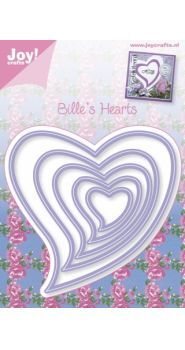 6002/0343 Bille's Heart (5pcs)