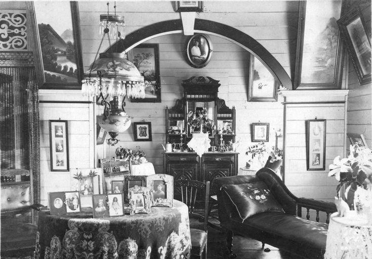 Inside the Wilson House - Draper Street, Cairns