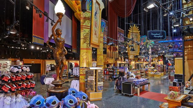 Les Légendes d'Hollywood | Winkels Disneyland Paris | Disneyland Paris