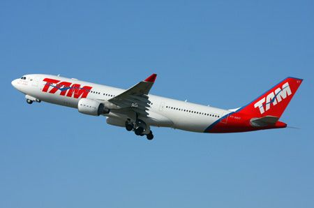 TAM opens up southern Brazil with new flight services - News From Carlton Leisure