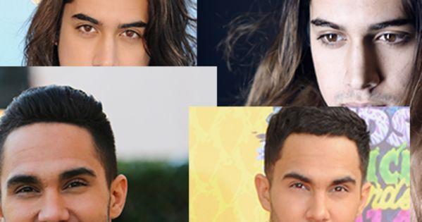 ¿Con o sin barba? Vota por tus artistas de Nick