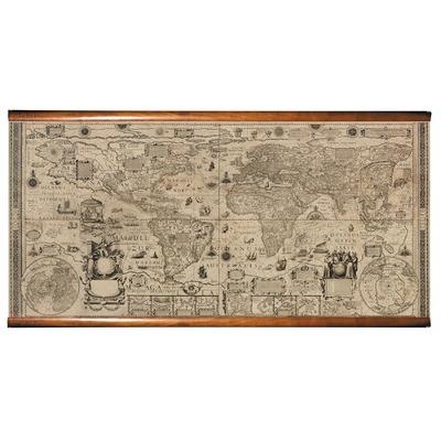 Authentic Models 1604 Plancius Planisphere Map
