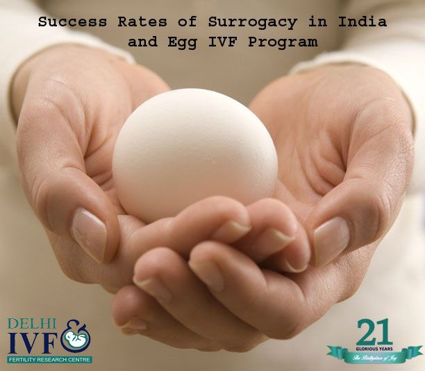 Success Rates of #Surrogacy in India and #Egg #IVF Program #DIFC #SuccessRates