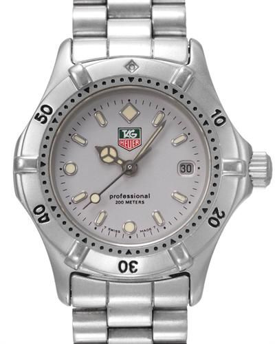 Tag heuer 200m professional diver women watch jewelry time pinterest tag heuer for her for Tag heuer divers watch