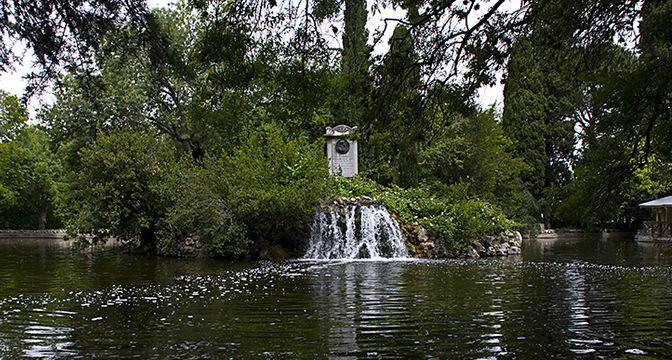 Parque Capricho es uno de los parques con más encanto y mágicos que ofrece la capital.