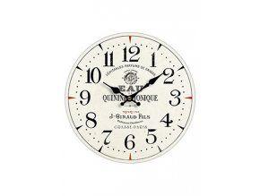 Nástěnné hodiny Eau