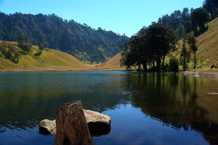 Ranu Kumbolo, Kab. Malang - bagian dari Gunung Semeru