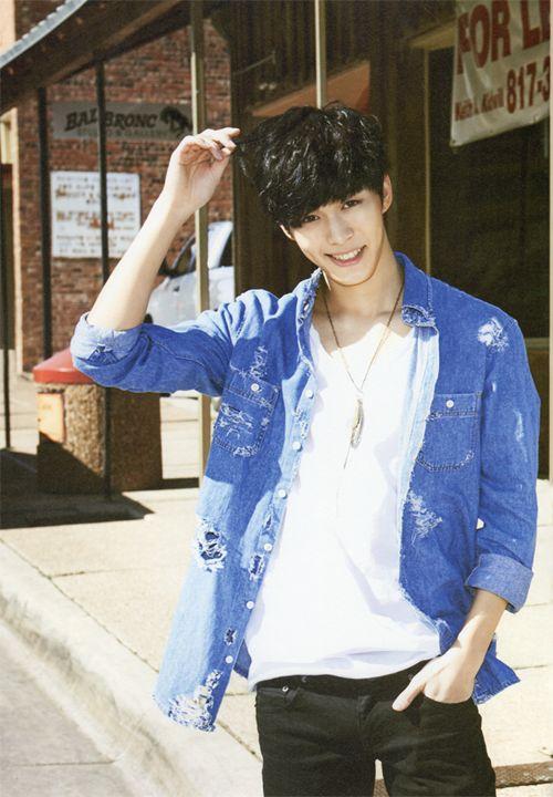 VIXX Hongbin -- Super cute