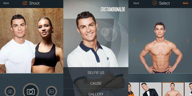 CR7Selfie permite tener una foto con Cristiano Ronaldo - http://j.mp/2aLG6qO - #Android, #Apps, #CR7Selfie, #CristianoRonaldo, #IOS, #Noticias, #Smartphone, #Tecnología