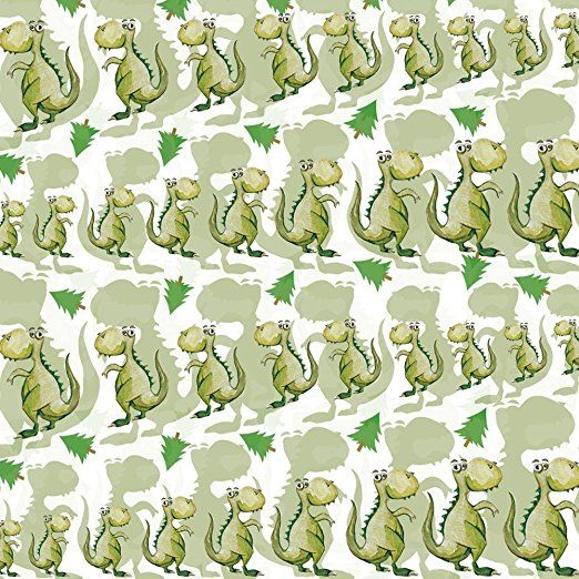 Best Wrapping Paper Dinosaur Baby Wrapping Paper 50sqft With Gridline Paper Dinosaur Dragons