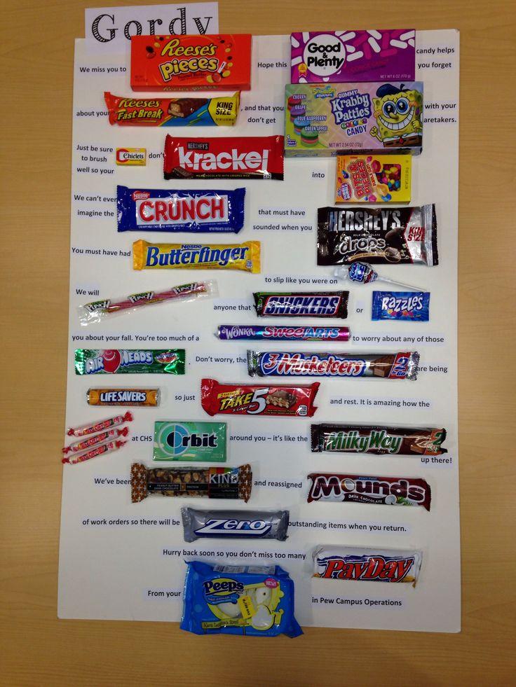 25+ best Candy Poster Board ideas on Pinterest
