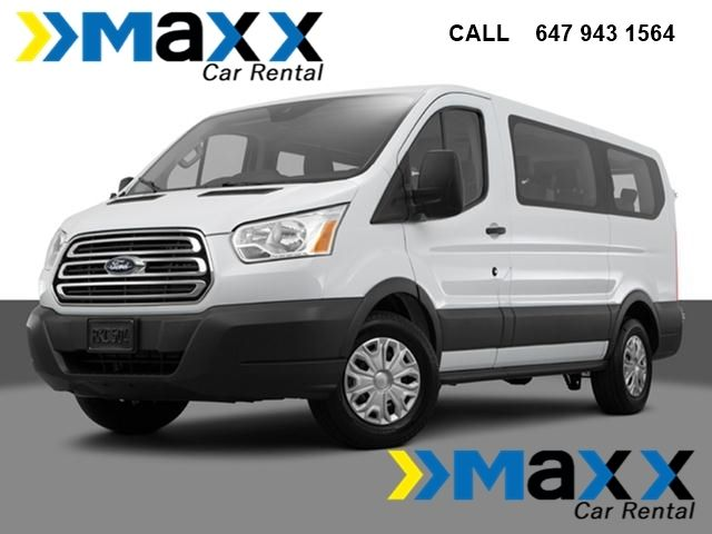 8 10 And 12 Passenger Van Rentals In Markham Mississauga Toronto Airport