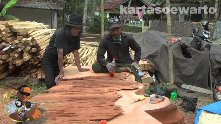 The Wooden Craftsman 2 (Original Audio)  KERAJINAN PERABOT ALAMI PENGGUNAAN KAYU LIMBAH SISA PENEBANGAN RESMI Bukan penebangan liar  Wooden Art Furniture For Order Please Contact : Mr. Udi Turmudzi +62853 1539 7777   Video At : Bakom Village, Darma, Kuningan, West Java, Republic Of Indonesia