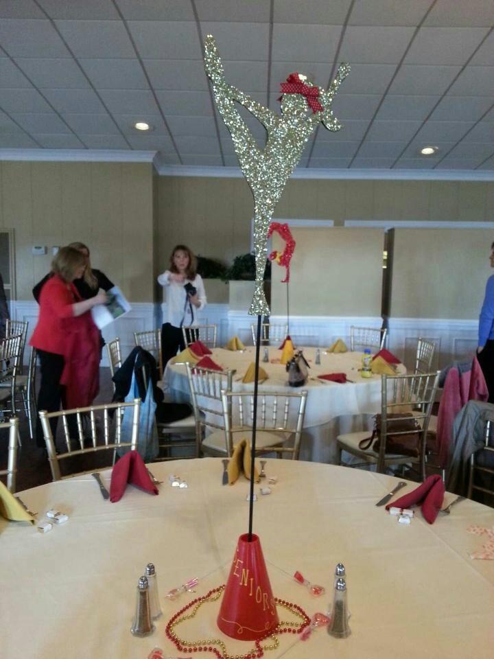 Best cheer banquet ideas on pinterest
