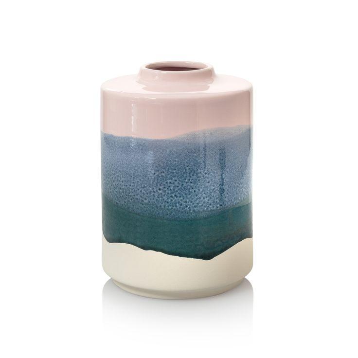 Buy the Florbella Ceramic Vase at Oliver Bonas. Enjoy free UK standard delivery for orders over £50.