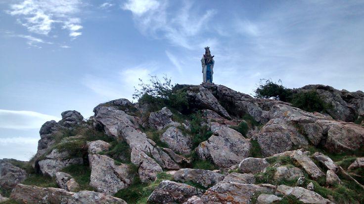 Cruce de los Pirineos #CaminodeSantiago #MiCamino