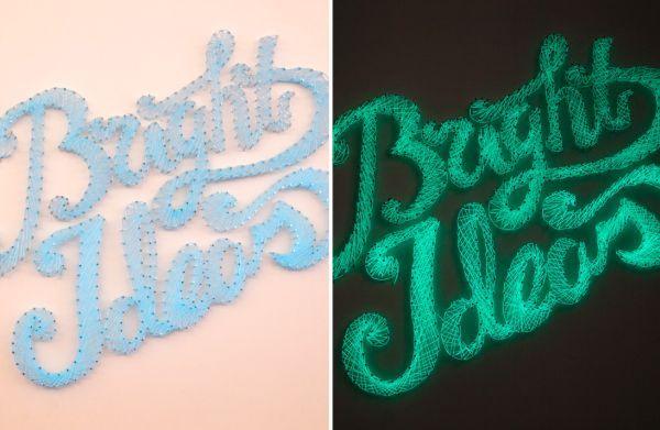 Quer decorar a sua festa de forma primorosa? Então faça um painel com letras iluminadas, que você pode fazer com o estilo e mensagem que você quiser. Ou
