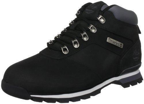 Oferta: 98.48€. Comprar Ofertas de Timberland SPLITROCK 2 HIKER WHEAT 6158R - Zapatos de cuero nobuck para hombre, Negro (Nero (Schwarz (Black Nubuck))), 43 barato. ¡Mira las ofertas!