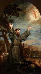 The Stigmata of Saint Francis | c. 1651. Oil on canvas. 290 … | Flickr
