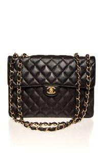 Chanel Classic Flap Μαύρη Τσάντα