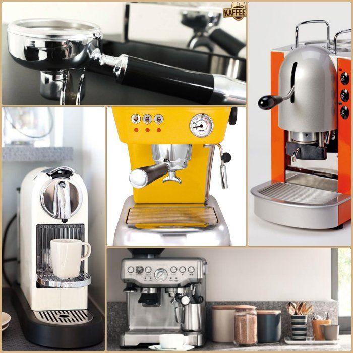 beste espressomaschine im test