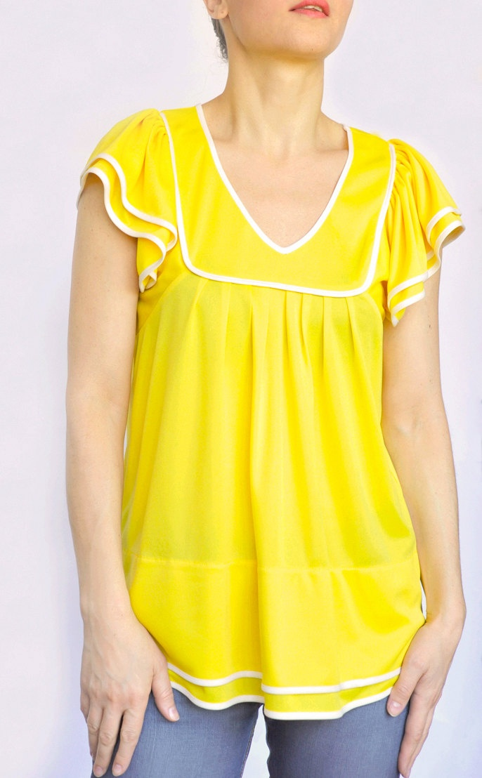 Sunshine Sailor Blouse New Season 2012 trends In by esoneofone
