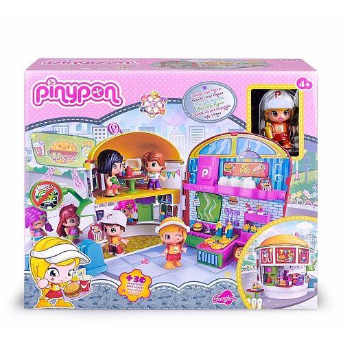 "Toys ""R"" Us - Pin y Pon - Playset Burger"
