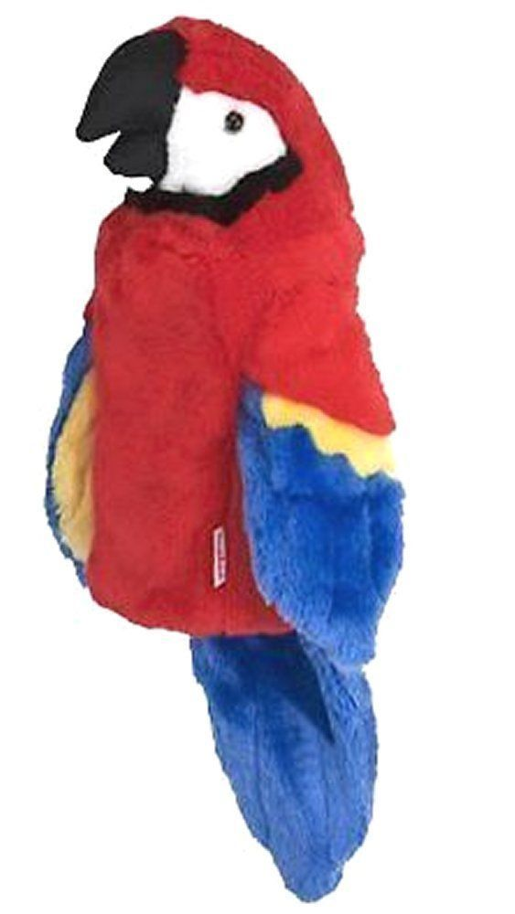 Golf Club Animal Headcover! Daphnes Tropical Parrot Full Size Headcover 460cc #Daphnes