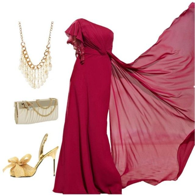 jackie o style bridesmaid dresses magenta