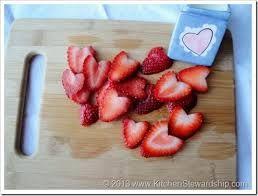valentine day kids recipe - Recherche Google