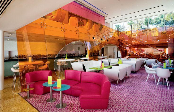 Semiramis - Το restaurant με τη σφραγίδα του Karim Rashid