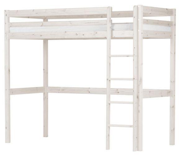 dieses hochbett ist das charmante traumparadies ihres kindes bei nacht wird das m bel zum. Black Bedroom Furniture Sets. Home Design Ideas