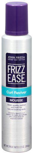 John Frieda Frizz Ease Curl Reviver Styling Mousse, 7.2 Ounce John Frieda http://www.amazon.com/dp/B006OHM1M8/ref=cm_sw_r_pi_dp_S19Jwb1YGQ8Z1