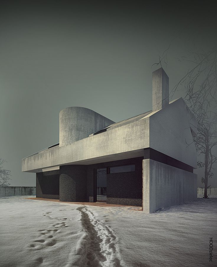 Snake Ranch | hoodzielec: House no. 39 [b] Project and viz.:...