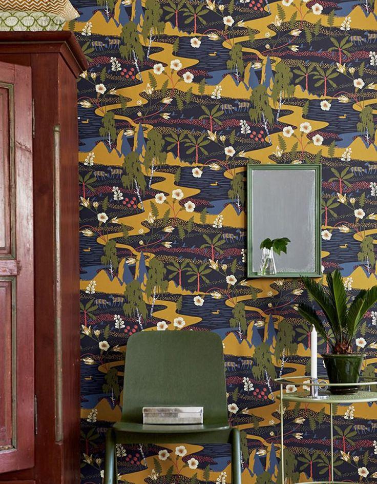 les 25 meilleures id es de la cat gorie papier peint des animaux sur pinterest papier peint de. Black Bedroom Furniture Sets. Home Design Ideas
