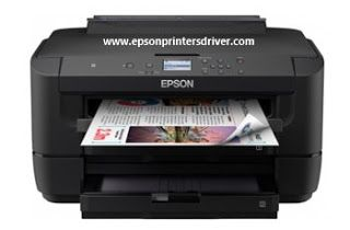 Epson Workforce WF-7210DTW Driver