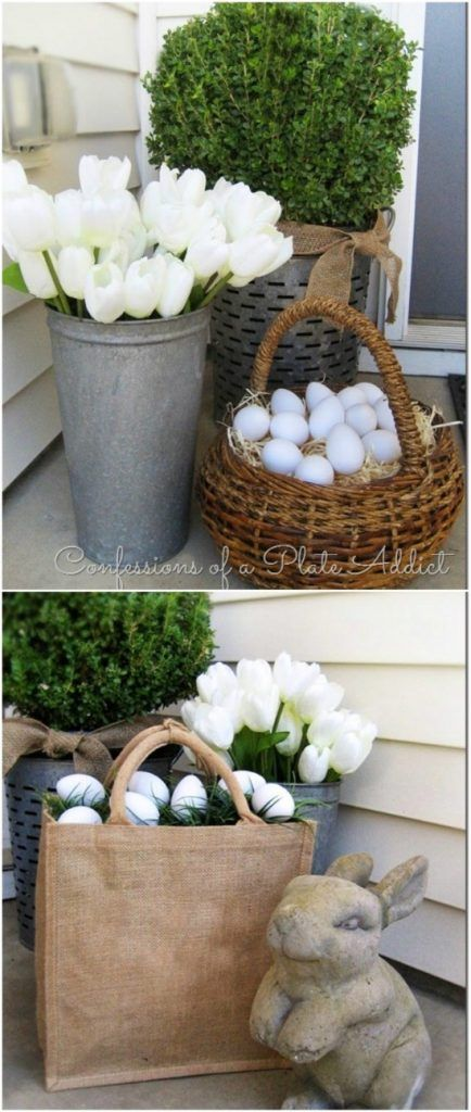 Best Front Stoop Decor Ideas On Pinterest Outdoor Entryway