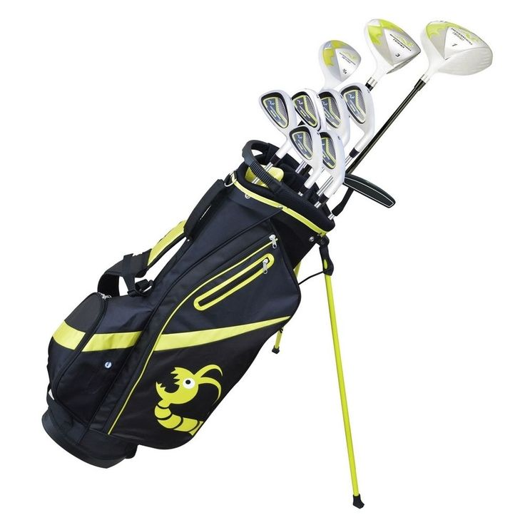 WOODWORM ZOOM V2 GOLF CLUBS PACKAGE SET WITH BAG MENS RIGHT HAND | eBay