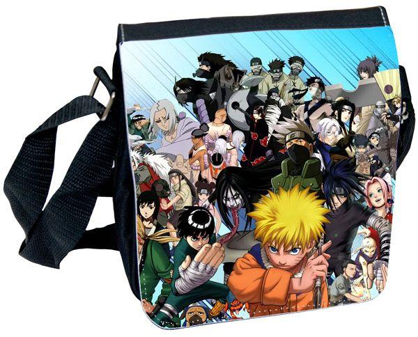 Аниме сумка маленькая Наруто 02