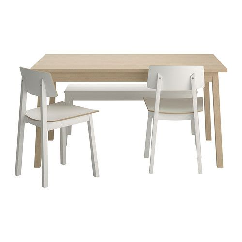 Ikea Kitchen Nashville: TRANETORP/SIGURD Table, Bench And 2 Chairs