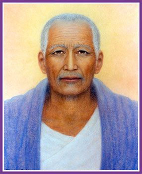 "Djwhal Khul, also called ""The Tibetan,"" was a beautiful master who achieved liberation under master Kuthumi's guidance. He is profoundly learned, knowing more about the seven rays and the spiritual hierarchy than perhaps any of his peers. He channeled wisdom works to Alice Bailey, a modern leader of the Theosophical Society."