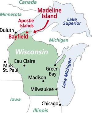 Best Wisconsin Maps Images On Pinterest Wisconsin Lake - Wisconsin on map of usa