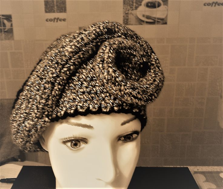my new stylish hat
