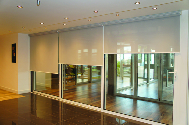 1000 ideas about sliding door blinds on pinterest panel. Black Bedroom Furniture Sets. Home Design Ideas