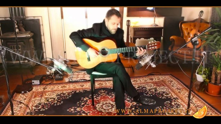 ALMA PROJECT - Guitar Solo GS - Time after time (C.Lauper)