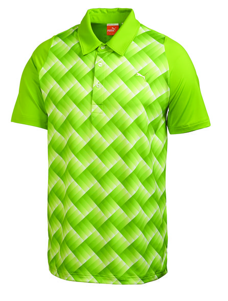 33be6fc6 Puma Men's Duo-Swing Graphic Tech Polo 02 565502 $63.49 (You save $11.51) | Golf  Apparel available at www.howardsgolf.com | Golf outfit, Golf pants, Golf ...