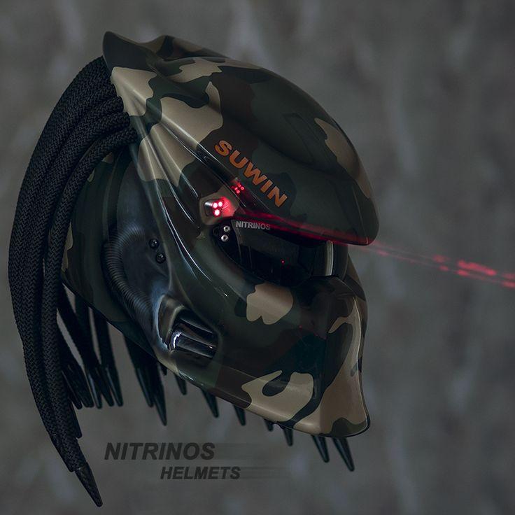 17 Best Images About Predator Helmet Original On